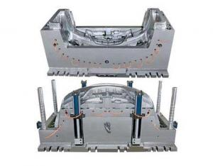 China Plastic Injection Mold And Die Casting Mold on sale