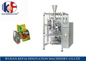 China KEFAI Automatic vertical form fill seal machine/pack machine/packaging machine on sale