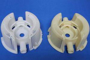 China CNC Machining Vacuum Mold Casting Plastic ABS Prototype Tight Tolerance on sale