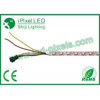 High brightness flexible LED strip lighting / DC5V weatherproof LED strip 14.4w sk6812