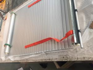 China Vehicles Roller Shutter Door Aluminium Alloy Garage Rolling Door on sale