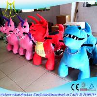 China Hansel coin operated China Vendor Mechanical Animal Kids Ride Animal Toys Cars on sale