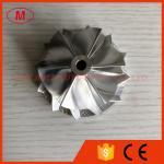 GT3576  57.00/70.98mm 6+6 blades high performance turbo billet/milling/aluminum 2618 compressor wheel