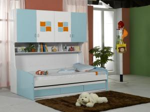 China Children baby bedroom furniture on sale