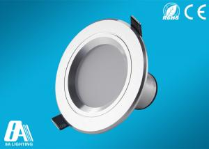 China Bright Recessed LED Kitchen Ceiling Downlights 2.5 Inch 3W Φ101×62mm on sale