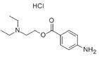 Procaine Hydrochloride Pharmaceutical Intermediates Anti-Inflammatory Anesthetic Anodyne