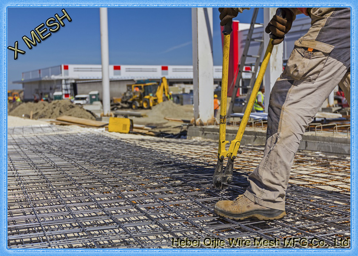 Reinforcing Wire Mesh For Concrete