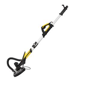 China 220 - 240v Voltage Electric Drywall Sander 50HZ 190cm Pole Length Built In Dust Collection Hose on sale