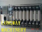 Humanized design 8000 liter per hour mineral water treatment machine