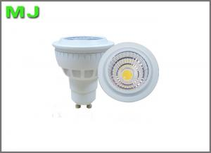 China High quality 5W COB LED Spotlight GU10 bulbs light for indoor lightings on sale