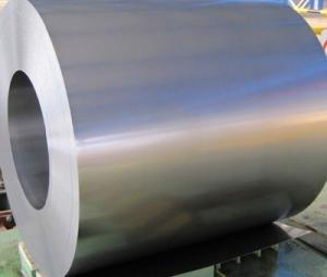 China Customerized Perfect GI Galvanized Cold Rolled Steel Roof Sheet Coil on sale