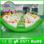 QinDa inflatable adult seesaw inflatable seesaw chair inflatable water games