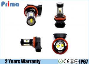 China 30 Watt H8 Led Fog Light Bulb , LED 6000k Daytime Running Light Bulb on sale