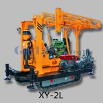 China customized water well drilling rig XY-2L, compacted drill unit wholesale
