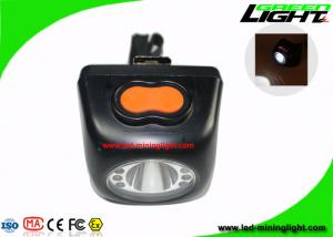 China All In One LED Mining Light 8000 Lux Black Color With Digital LCD Screen on sale