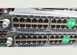 China WS-X4748-UPOE Cisco Line Card 10/100/1000 Port Speed Catalyst 4500E Switches Application wholesale