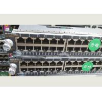 WS-X4748-UPOE Cisco Line Card 10/100/1000 Port Speed Catalyst 4500E Switches Application