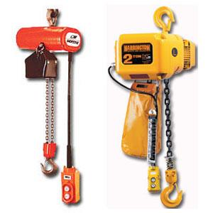 China Two speed electric chain hoist 3T hot sale 2012 on sale