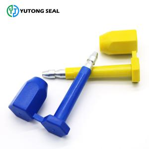 China High security metal container bolt seal for trucks on sale