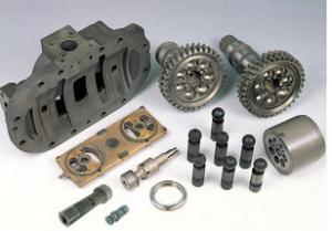 China SUMITOMO 120 Construction Machinery Excavator KYB PSV2-55T Hydraulic pump spare parts on sale