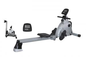 China Folding Cardio Gym Equipment 200*60*83mm Anti Slip Pedal Small Space Occupation on sale