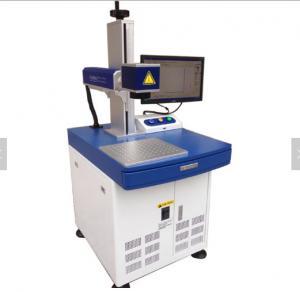 China CNC metal online flying 30w 50w optical fiber laser marking machine on sale