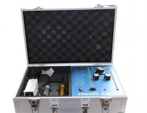 China 850mA Rechargeable Long Range Detector Accurate For Scanning Gold on sale