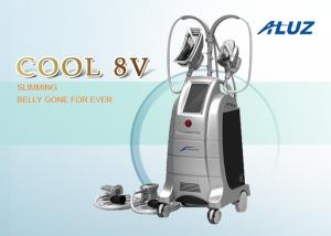 China Weight Loss Cryolipolysis Vacuum Machine Coolsculpting By Zeltiq Cellulite Reduction Equipment on sale