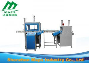 China Easy Operate Pillow Packing Machine Automated Line Design PLC Control System on sale