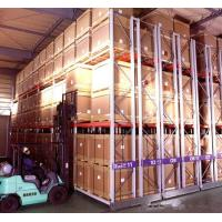 China Automatic Storage System Movable Storage Racks , Vertical Racking Systems on sale