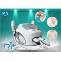 SHR OPT IPL Beauty Equipment AFT hair removal and acne Removal machine
