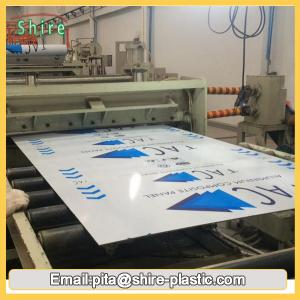 China ACP Panel Board Surface Protection Film Roll Hot Temperature Endurable on sale