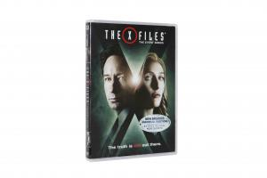 China Free DHL Shipping@New Release HOT TV Series X-Files The Event Series Boxset Wholesale!! on sale