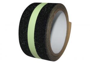 Quality Economic Black Glow In The Dark Tape For Clothes / Glow In The Dark Grip Tape 60 for sale