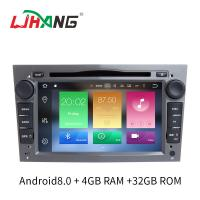 China Android 8.0 Vectra Opel Car Radio DVD Player With OBD BT Radio Free Map on sale