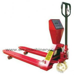 China Durable and Easy to use Folding Hand Pallet Truck for Sale for Warehouse use on sale