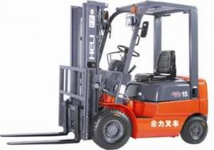 China H2000 Series 1-1.8T I.C. Counterbalanced Forklift Diesel & Gasoline/LPG, Max. lifting height 3000mm on sale