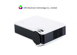 China Mini Portable Home Theater Led Projector , Miniature Small Size Beamer Projector on sale