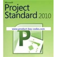 Stable FPP Microsoft Office Product Key Codes , MS Project 2010 Professional Key
