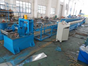 China 14 Forming Station C Channel Roll Forming Machine For C Shape Purlin 1.5 - 3.0mm on sale