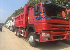 China Construction Job Diesel 371hp Howo Dump Truck on sale
