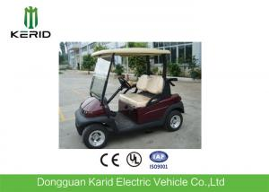 China CE Approved 48V Curtis Controller 2 Seater Ezgo Electric Golf Carts Cheap Small Golf Car on sale