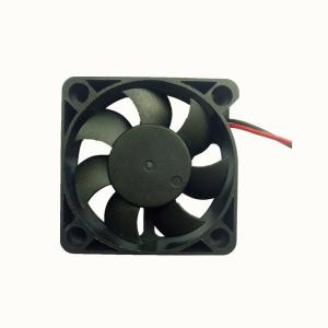 China DC 12V Brushless Computer CPU Fan , 5V Axial Silent CPU Cooler Sleeve / Ball Bearing on sale