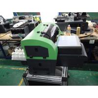 High Speed Digital Professional A4 UV Flatbed Printer for Wooden Board / Flexible Materials