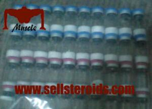 China 57773-65-5 USP Pharmaceutical Peptide Hormones Deslorelin Acetate in White Powder on sale