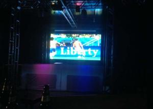 China High Definition SMD DJ Led Display Church Led Screen Mexico P6 13.5kg on sale