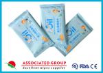 6 Pcs Dry Disposable Wipes 45GSM Z Fold Plain Spunlace Cutomsized Size