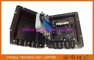 China 1x8, 1x4, 1x2 Bare PLC Optical Splitter Fiber Optic Splitter Box 8 Port For Drop Cable on sale