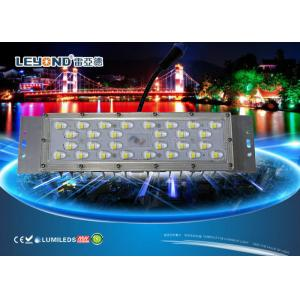 China 50w 150 Degree Outdoor Led Module Street Light 180lm / W Optical Design on sale