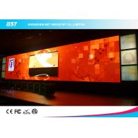 1/8 scan P6 Indoor Full Color Led Screen , High Definition Led Module
